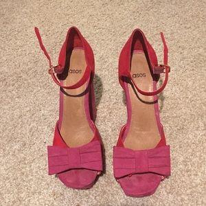 ASOS Platform Sandal Heels