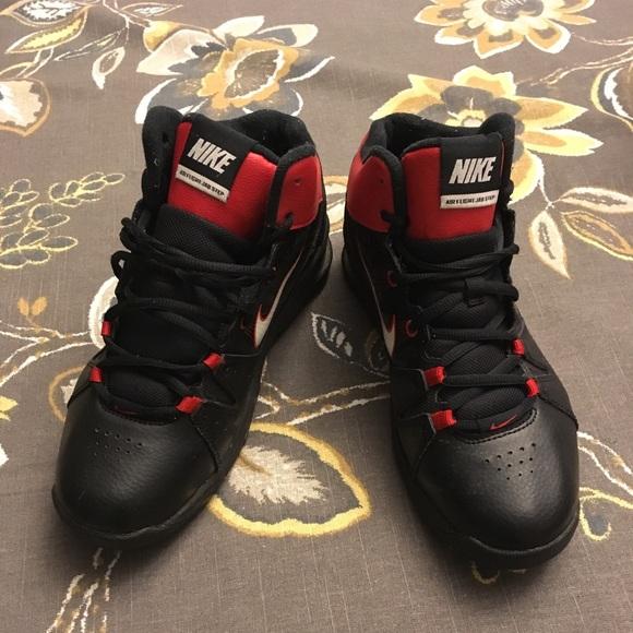 buy popular a4a2e d61e8 Nike Air Flight Jab step shoes. M 5a0e3ec798182981c600c66b