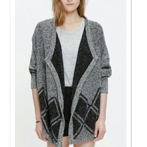 Madewell All Angles Open Cardigan Sweater Wrap