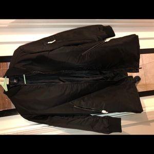 Bomber jacket long length