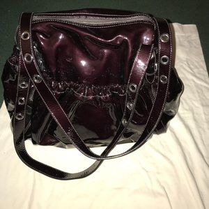 Prada The original car shoe shoulder bag