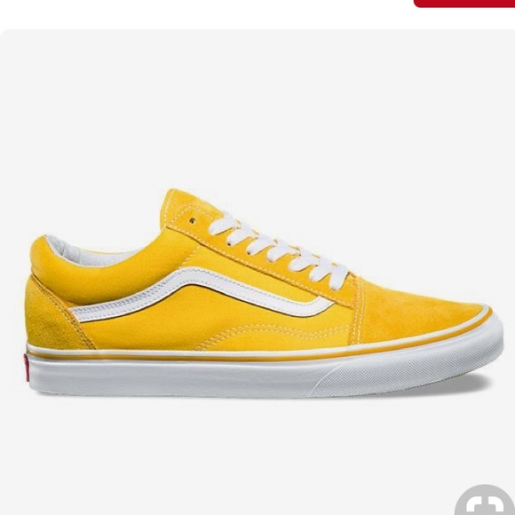 3ea55a484003b3 Yellow classic vans. M 5a0e42a1fbf6f9f55f00de8b