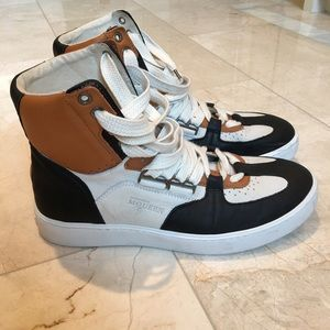 Men's Alexandar McQueen for Puma Leather High Tops