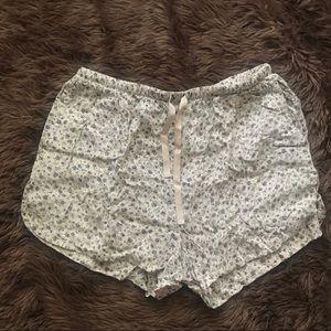 Brandy Melville floral Eve shorts