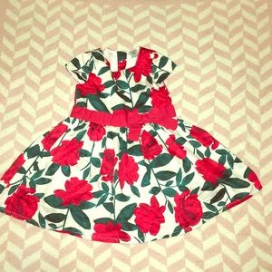 Carters Holiday / Christmas Dress