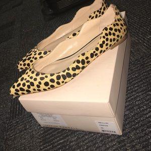 Loeffler Randall Cheetah Flats