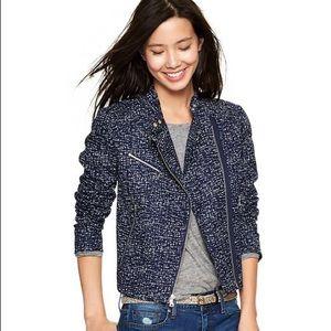 🆕Listing! GAP Moro jacket • tweed print •