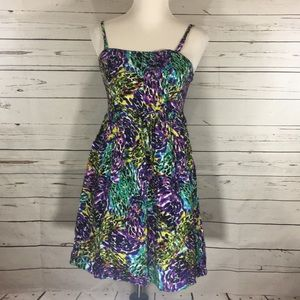 Colorful convertible dress!!