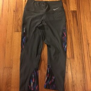 Nike Capri leggings XS