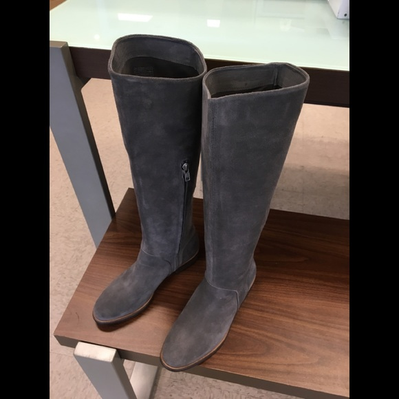 73c90882628 🔥1daySale🔥Ugg Daley suede Gray Tall Boots Sz 6