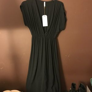 Silky black coverup or sexy nightgown