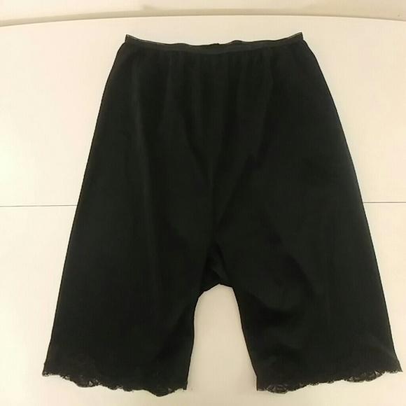 80faa01c4599 Vintage Intimates & Sleepwear | 50s Black Pettipants | Poshmark