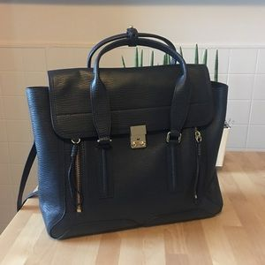 3.1 Phillip Lim Pashli Satchel - NEW