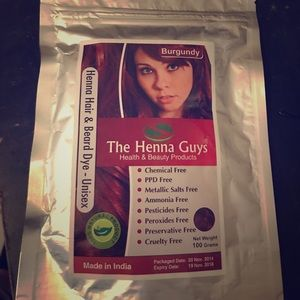 Other Burgundy Henna Hair Dye Poshmark