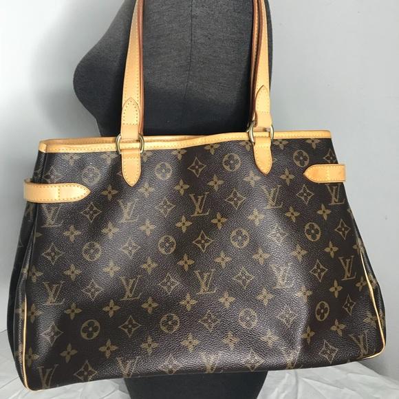 9654f335b4a Louis Vuitton Batignolles Horizontal monogram