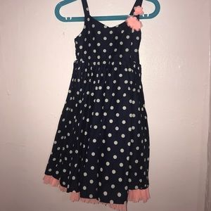 H&M girls dress 5-6