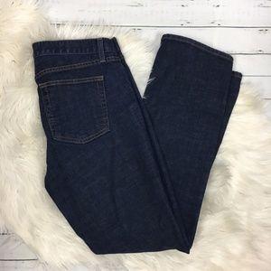 J. CREW Dark Wash Bootcut Jeans