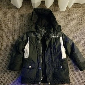 Boys Nautica winter coat
