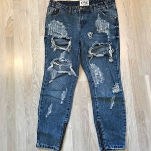 One Teaspoon Freebird jeans size 26