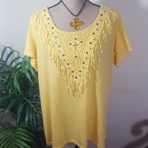 Tops - YELLOW BLOUSE !💥