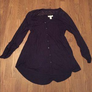 Tops - Motherhood Maternity Long Sleeved Shirt