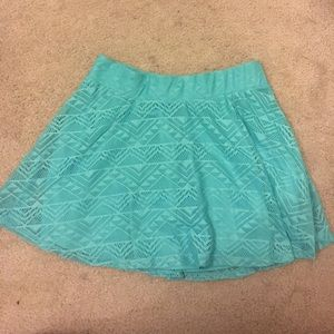 Dresses & Skirts - Tiffany blue skater skirt
