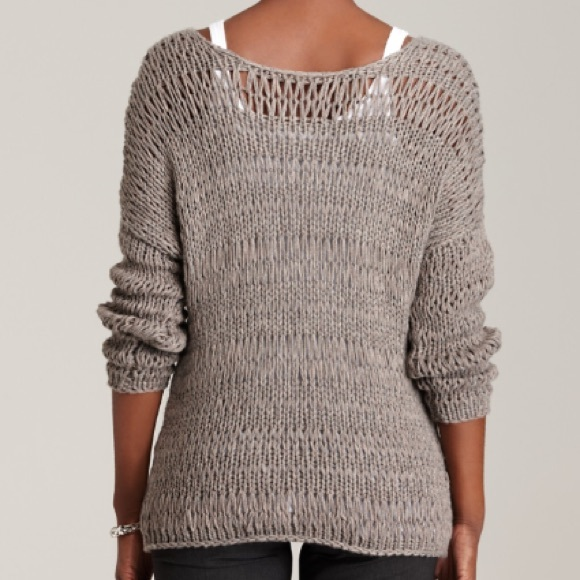 Vince Loose Knit Sweater