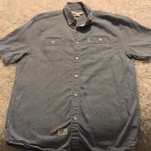 Casual Button-down short sleeve