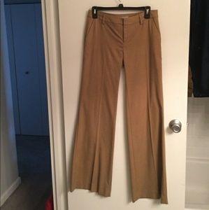 GAP Khaki Wide Leg Trousers