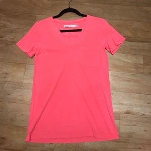 Madewell Neon Pink T-Shirt