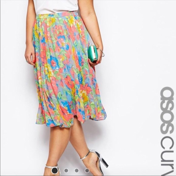 ASOS Curve Dresses & Skirts - 🎉HP Everything Plus Size 🎉 ASOS Curve Skirt