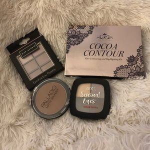 All makeup together for an offer