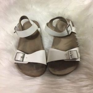 Old navy white sandals