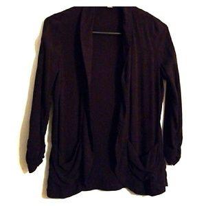 lightweight slouchy blazer