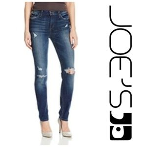 Joe's Jeans 28x34 High Rise Skinny