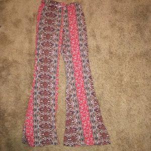 Hippie pants!!!🌈