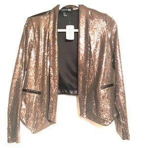 Gorgeous Sequins Jacket