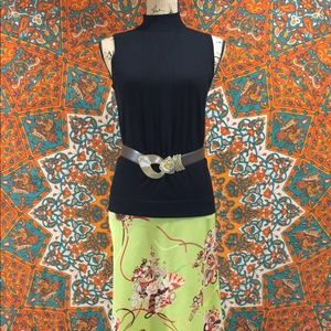 Forever 21  100% Rayon Skirt Size L