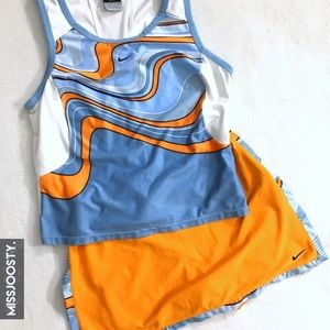 Nike Skirt Set