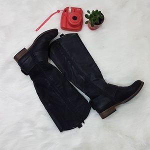 715f916b3ae8 Crown Vintage Shoes - ○Crown Vintage Bella Wide Calf Riding Boot