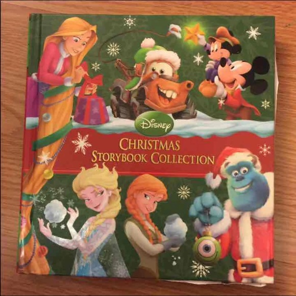 disney christmas storybook collections - Disney Christmas Storybook Collection