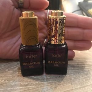 Maracuja oil by Tarte