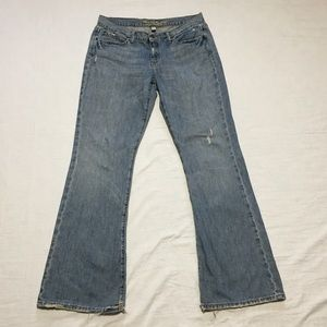 Abercrombie and Fitch Women's Madison Blue Jeans