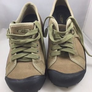Keen Womens Shoes Size 8.5 Lace Hiking Trail Shoes