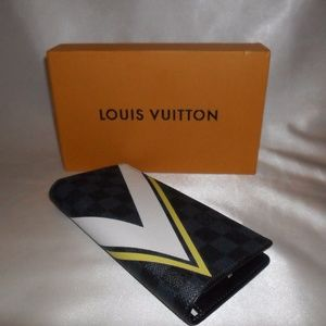 louis vuitton america's cup 2017 wallets UNISEX