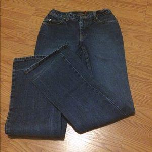 Quicksilver Roxy Jeans Long 👖Quality Denim sz1