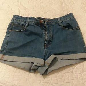 Forever 21 shorts, like new, size 29