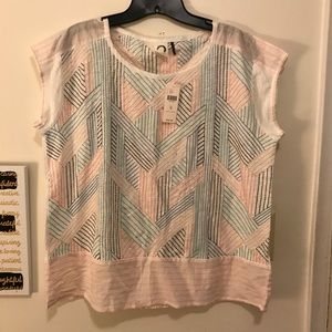 Akemi and Kin by Anthropologie top, size Medium