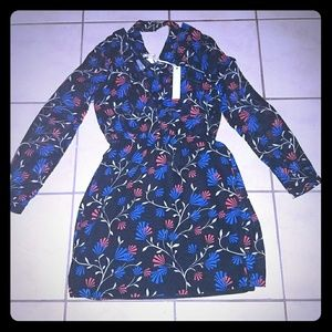 Beatiful dress 💙💚❤