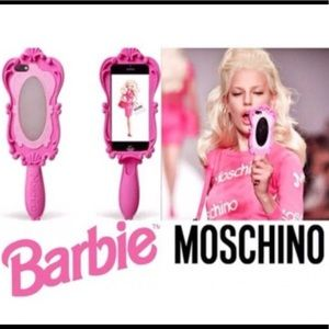 Moschino Barbie Mirror Phone case